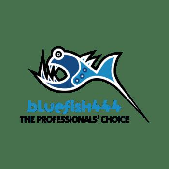 Bluefish444 Logo