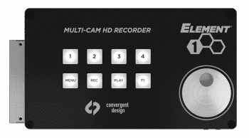 Convergent Design Element 1 Multi-Camera HD Recorder