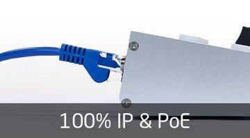 Skaarhoj 100% IP & PoE