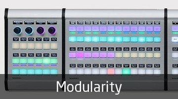 Skaarhoj Modularity