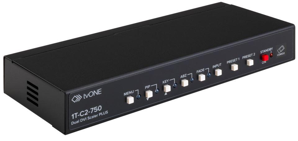 tvONE 1T-C2-750 Corio2 Dual Scaler