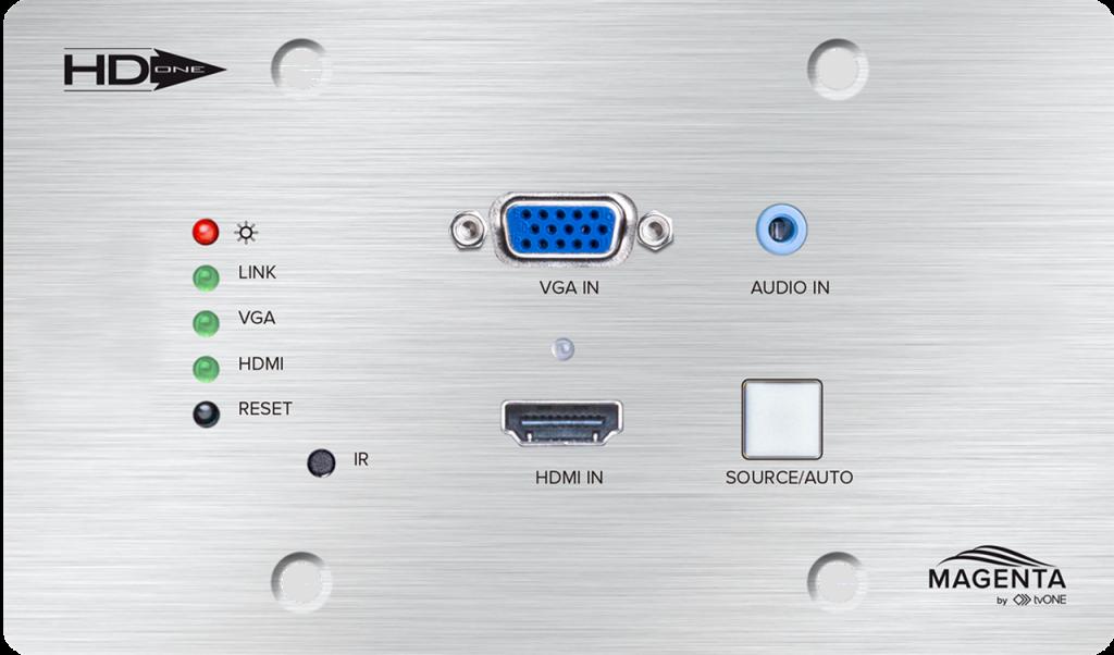 tvONE HD-One Wall Plate Transmitter