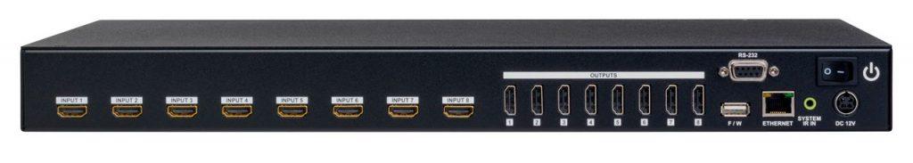 tvONE MX-6588 Rear