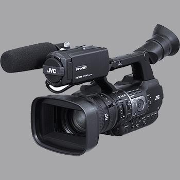 GY-HM660E HD ENG Camcorder