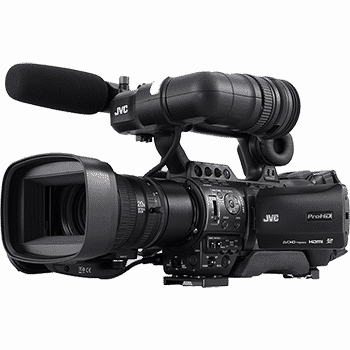 GY-HM850E Shoulder Mount HD Camcorder