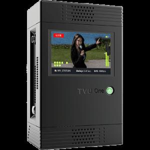 TVU One with HEVC