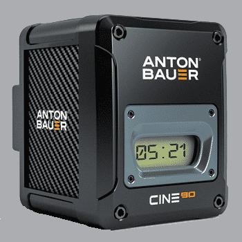 Anton Bauer Cine 90 GM