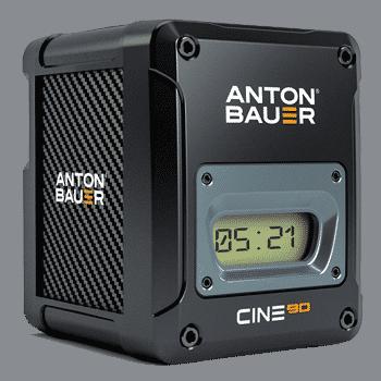 Anton Bauer Cine 90 VM