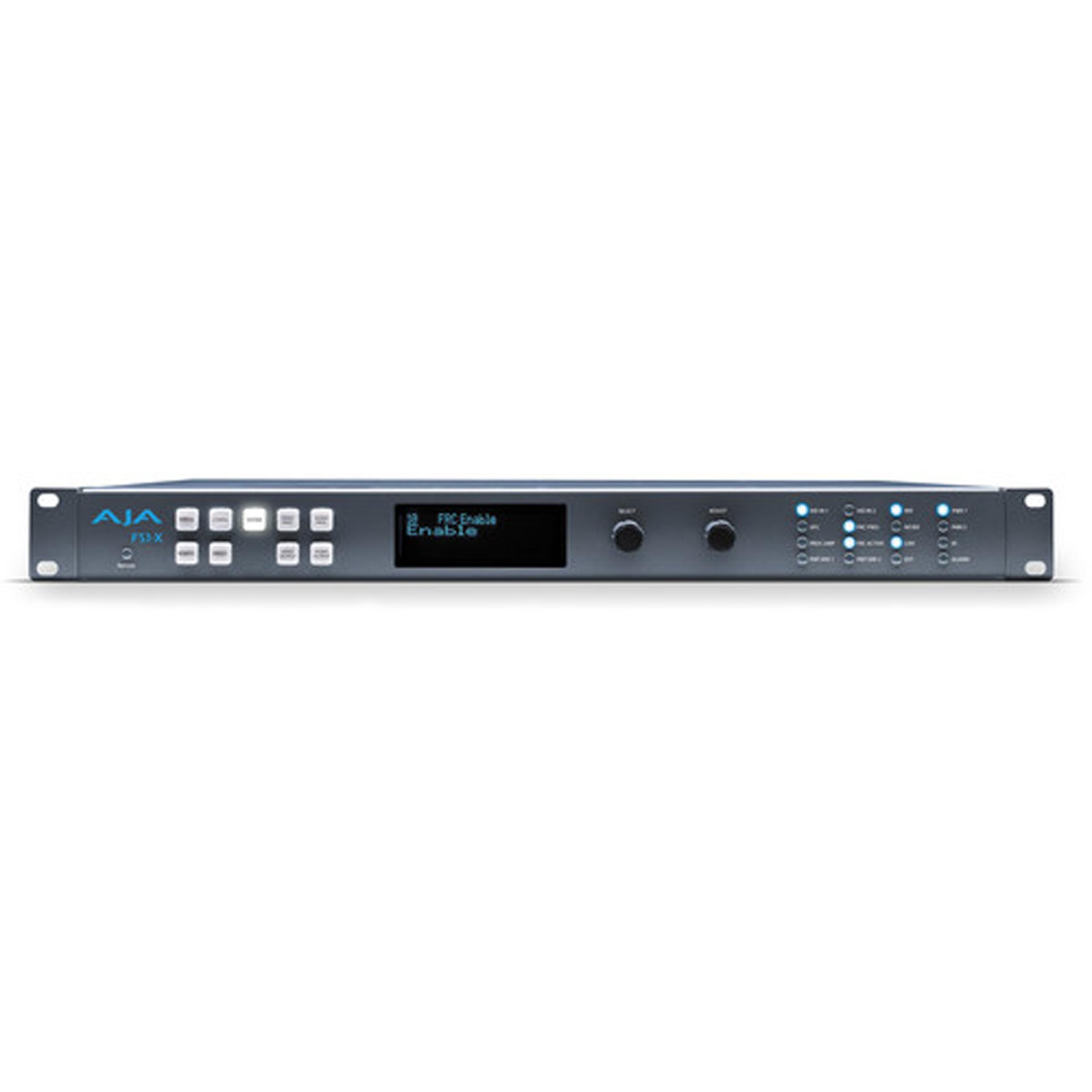 AJA Video FS1-X with FRC