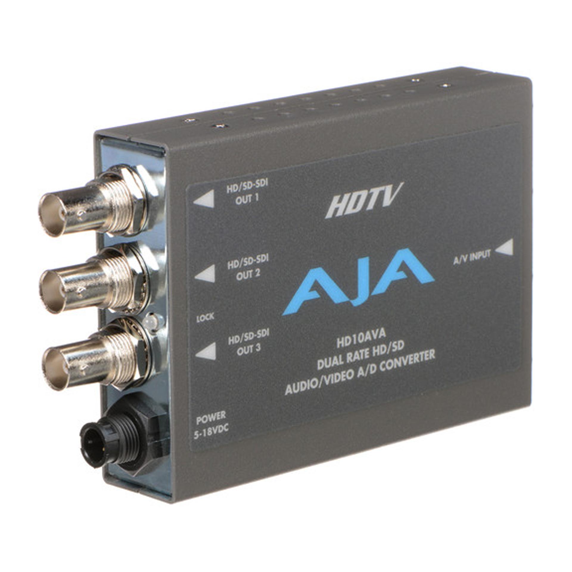 AJA Video HD10AVA