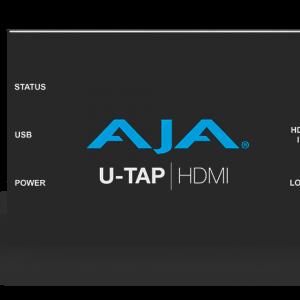 AJA U-TAP HDMI Top