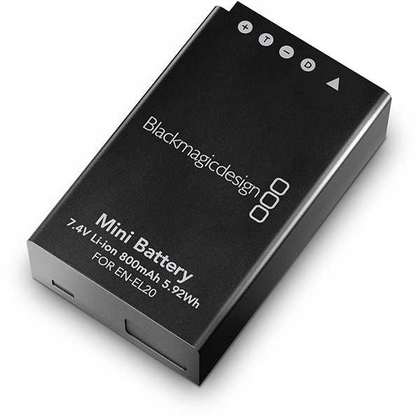 Blackmagic Battery Pocket Cinema Camera