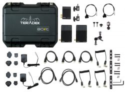 Bolt 500 Deluxe Kit SDI/HDMI Wireless Video Transceiver 2Rx Set