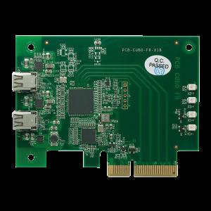 Thunderbolt 2 Upgrade Card for xMac Mini Server
