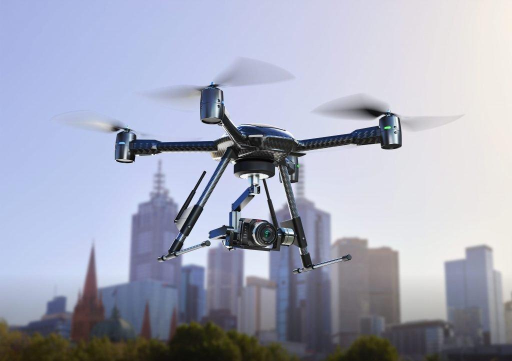 Blackmagic Micro Cinema Camera Drone Mount