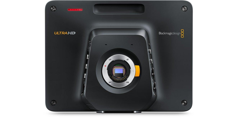 Blackmagic Studio Camera 4K Front