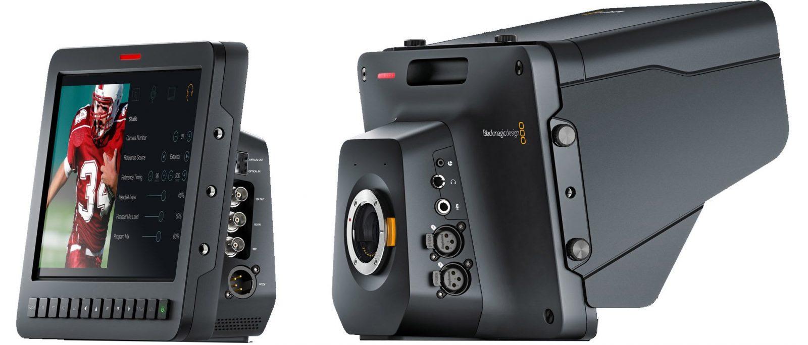 Blackmagic Studio Camera 4K Profile