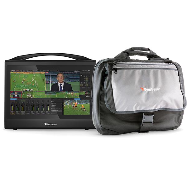 Livestream HD550 with bag