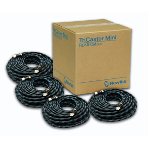 TriCaster Mini HDMI Cable Kit