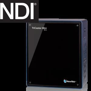 TriCaster Mini Advanced HD-4