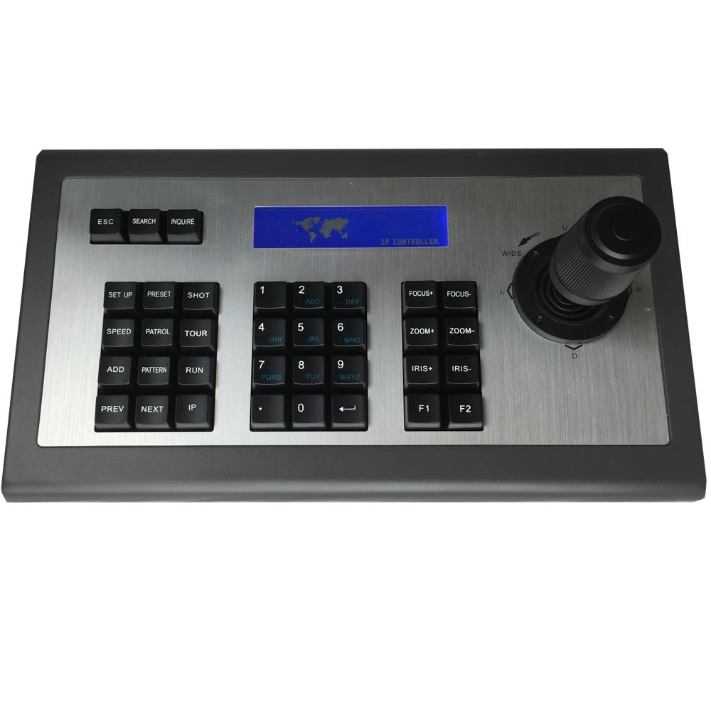 PTZOptics IP Joystick Keyboard PT-JOY