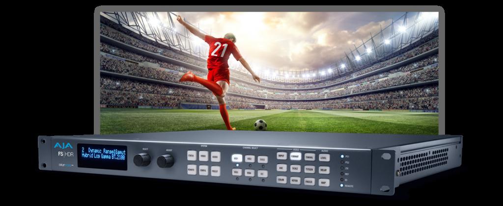 AJA FS-HDR 1U Frame Sync Universal Converter