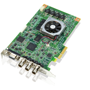 Grass Valley Storm 3G PCIe Card