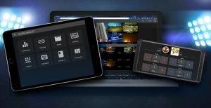 NewTek LivePanel Interfaces