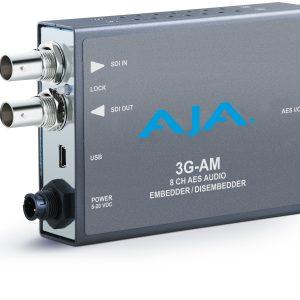 3G-AM-BNC and 3G-AM-XLR