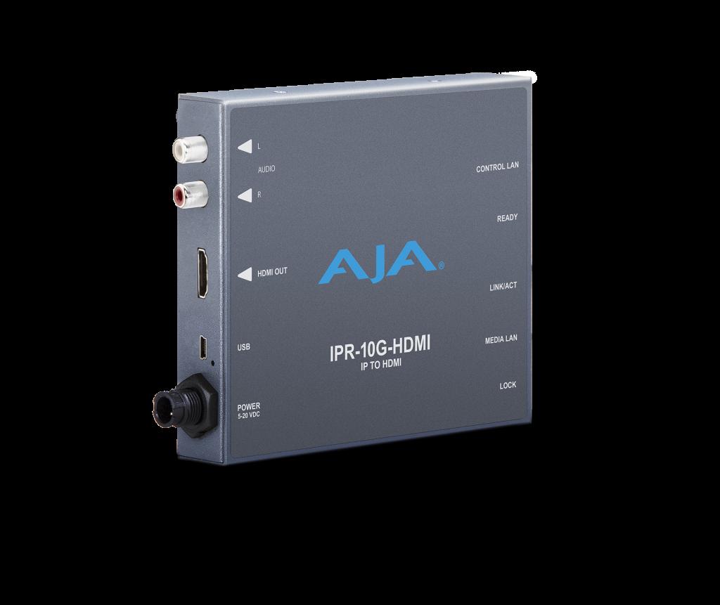 AJA IPR-10G-HDMI Mini Converter