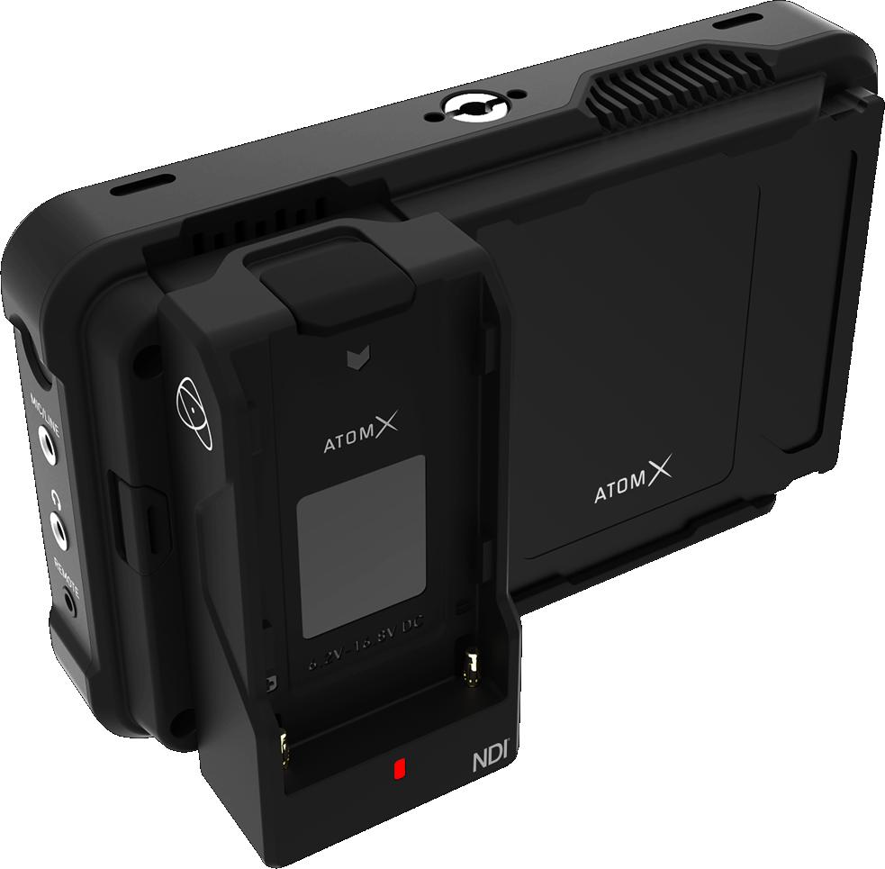 AtomX NDI / Ethernet Module