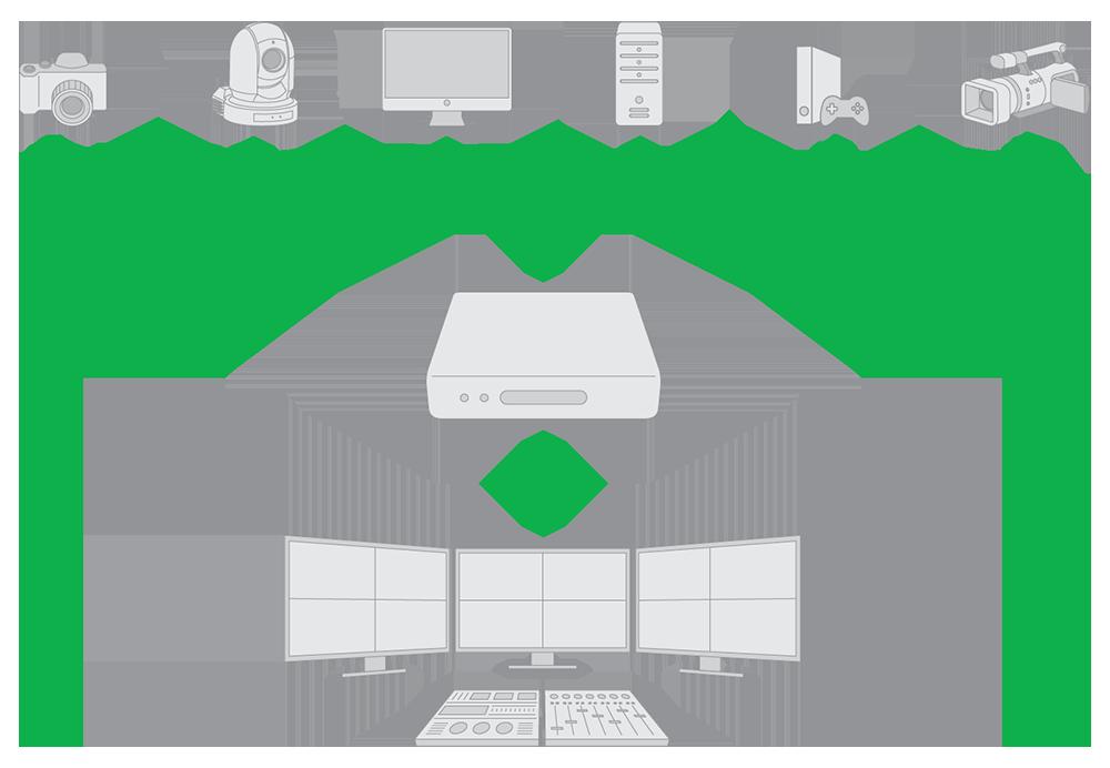 BirdDog Mini System Diagram
