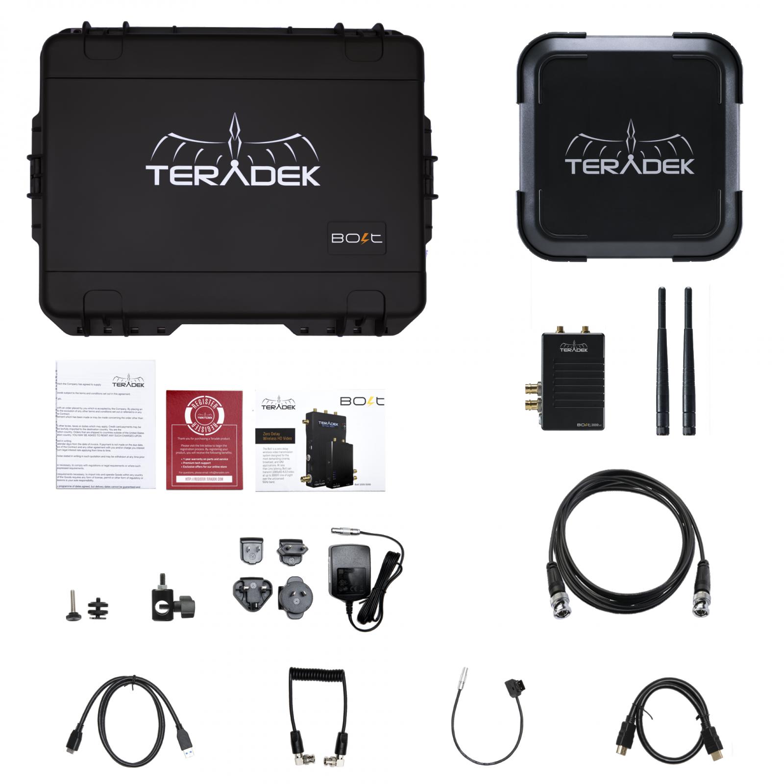 Teradek Bolt 10K Transceiver Set 10-1999-1G