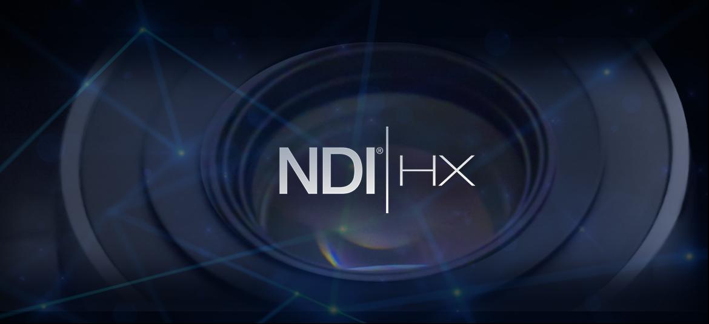 NewTek NDI HX Upgrade for Lumens Cameras