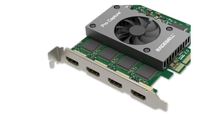 Magewell Pro Capture Quad HDMI1