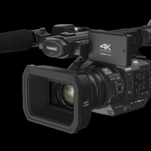 Panasonic AG-UX180 Angle
