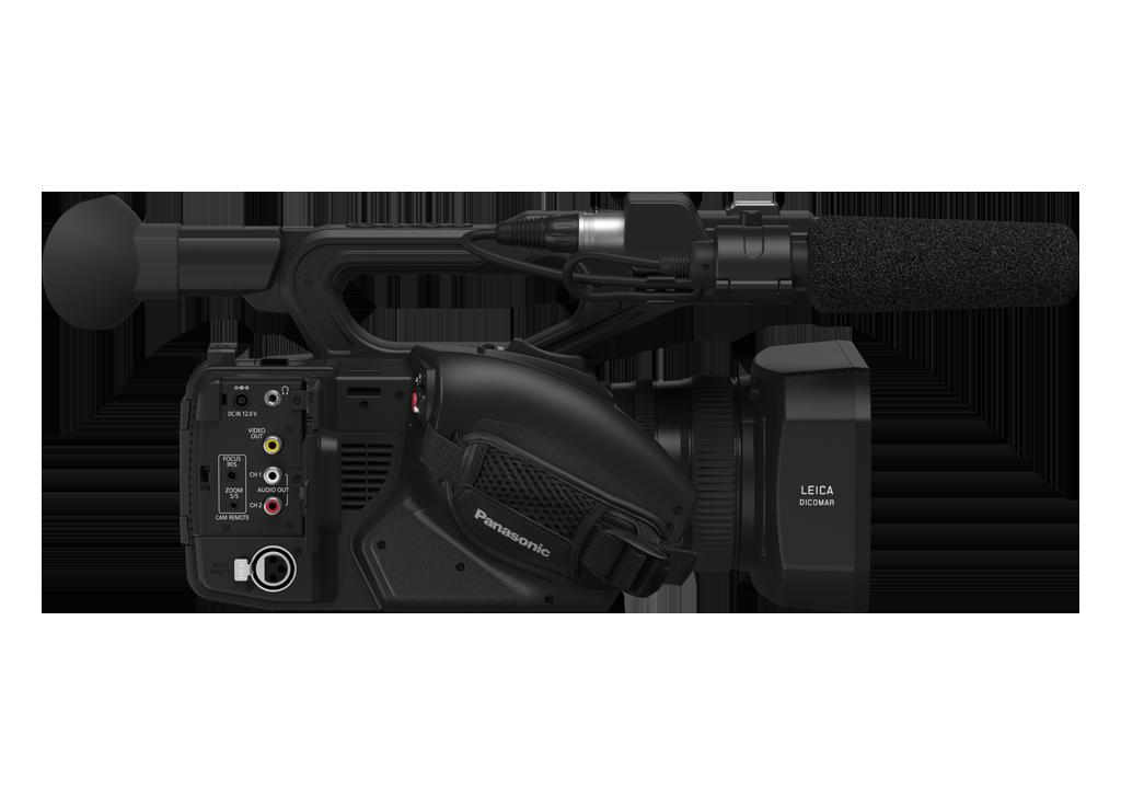 Panasonic AG-UX90 Side