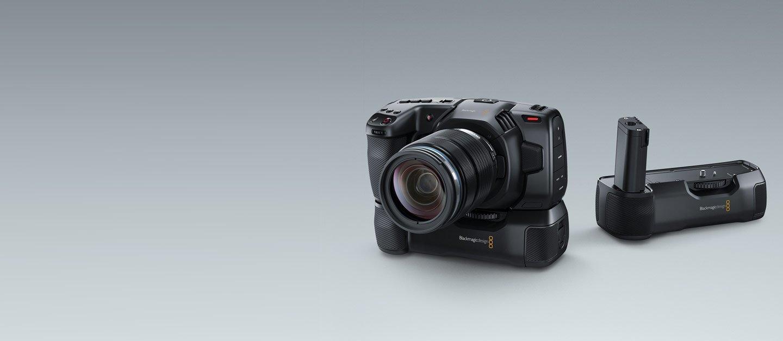 Pocket Cinema Camera 4K Battery Grip