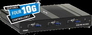 Sonnet Echo Pro 10G ECHO-DKPRO-T3 Angle