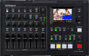 Roland VR-4HD Top
