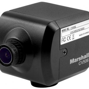 Marshall CV506 Miniature Camera Angle