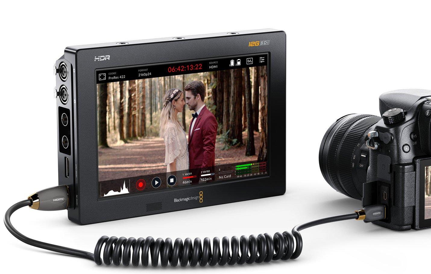 Video Assist 12G HDR DSLR Upgrade