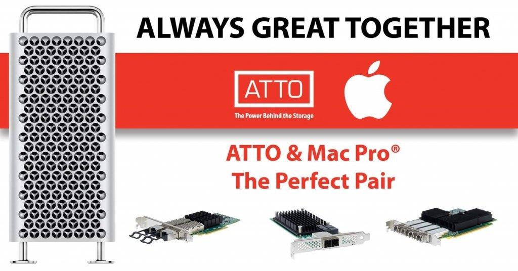 ATTO and Mac Pro