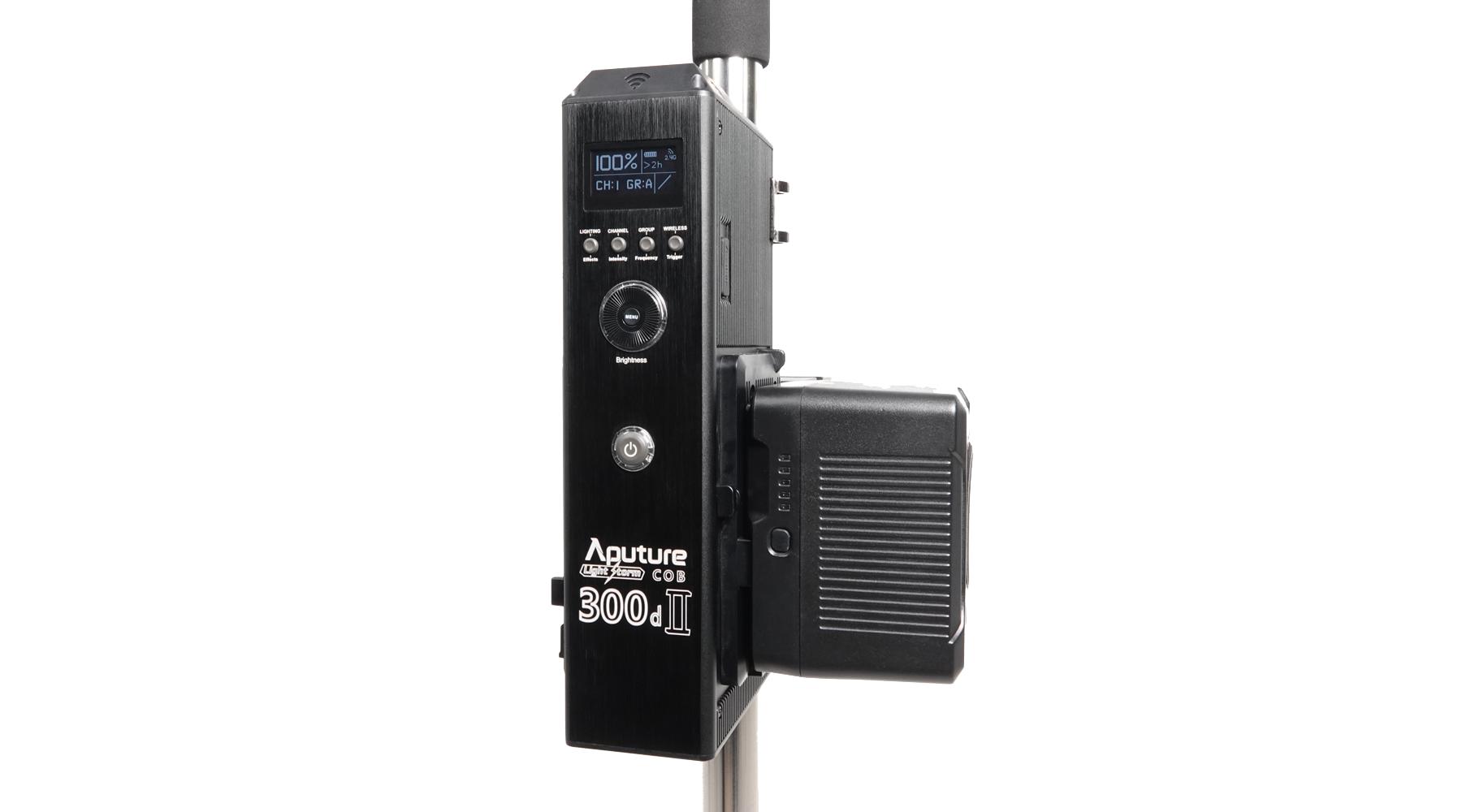 Aputure Light Storm LS C300d II Control