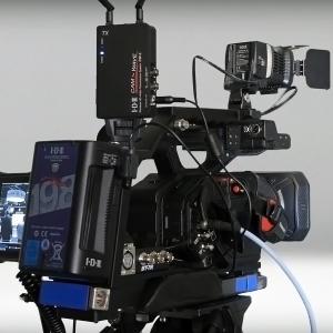 IDX DUO Compact on Camera