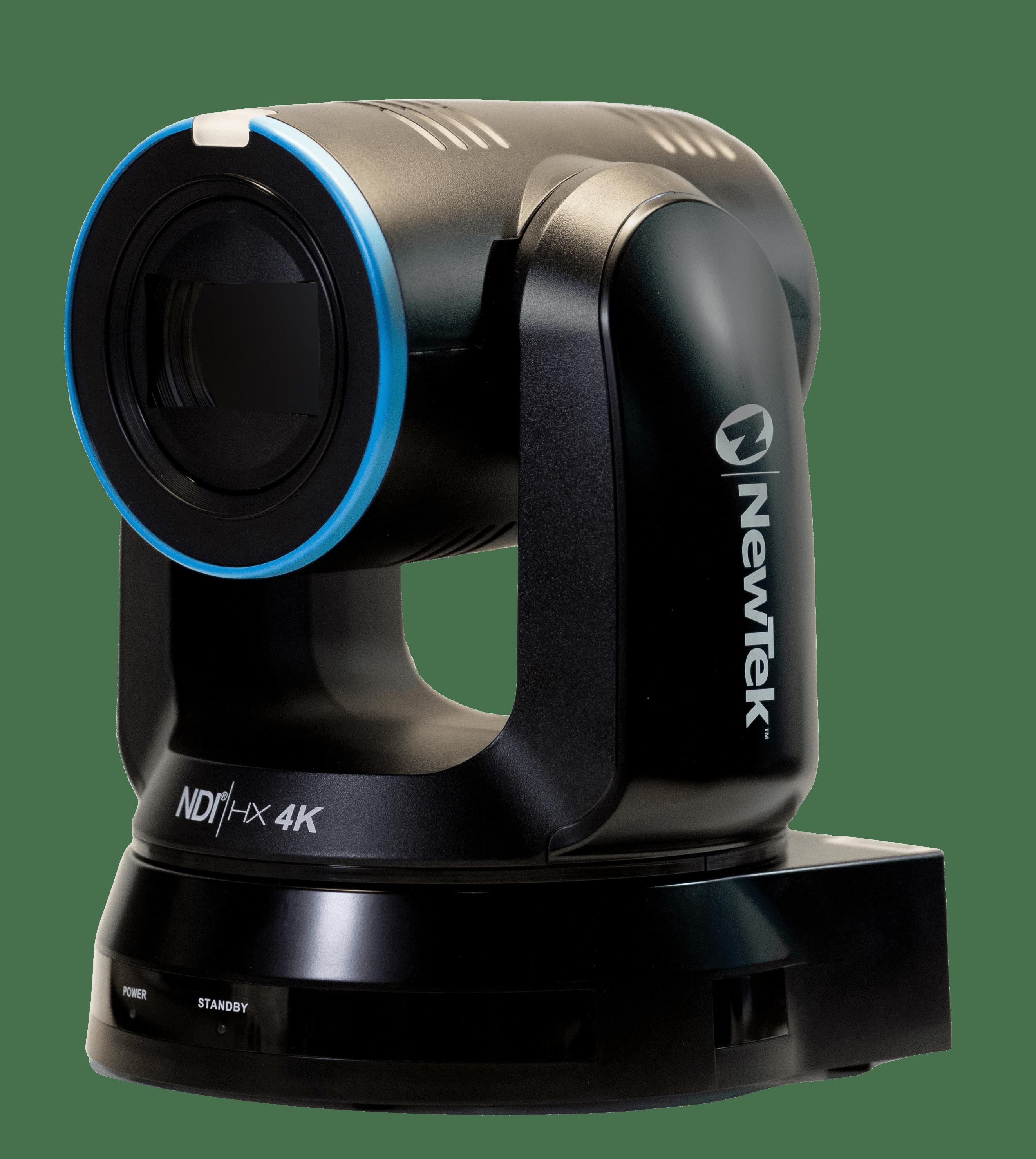 NewTek NDI PTZUHD 4K NDI HX Camera